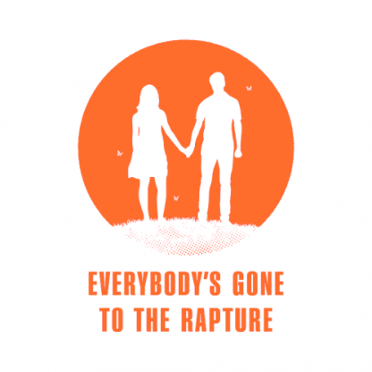Everybody's Gone to The Rapture [game logo]