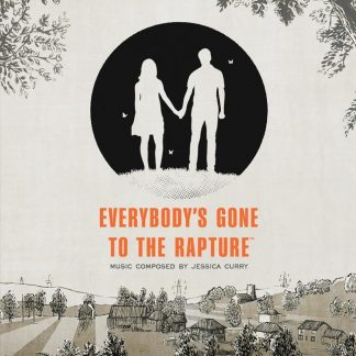 Everybody's Gone to the Rapture - Soundtrack CD (Jessica Curry) [CD cover]