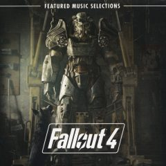 Fallout 4 - Featured Music Selections Soundtrack CD [cover]