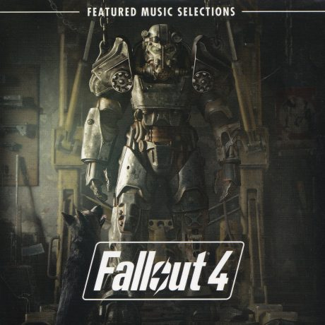 Fallout 4 – Featured Music Selections Soundtrack CD