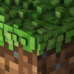 Minecraft Volume Alpha [LP cover]