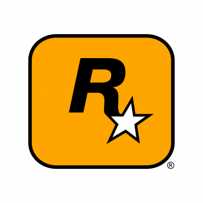 Rockstar Games (orange logo)