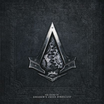 The Sound of Assassin's Creed Syndicate (Soundtrack CD) [cover]