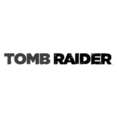 The reworked Tomb Raider logo.