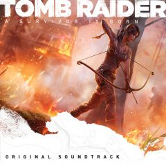 Tomb Raider Soundtrack Score (2013) [cover]