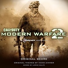 Call Of Duty - Modern Warfare 2 Digital Soundtrack (cover art)