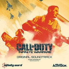 Call of Duty - Infinite Warfare Digital Soundtrack (cover art)