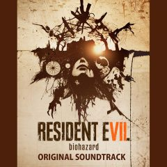 Resident Evil 7 Biohazard Original Soundtrack (cover art)