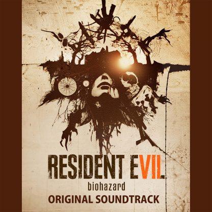 Resident Evil 7 Biohazard Original Soundtrack (cover art)
