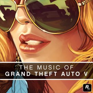 The Music of Grand Theft Auto V (cover art)
