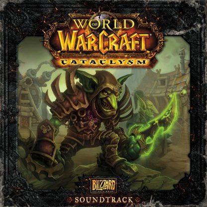 World of WarCraft - Cataclysm (cover art)