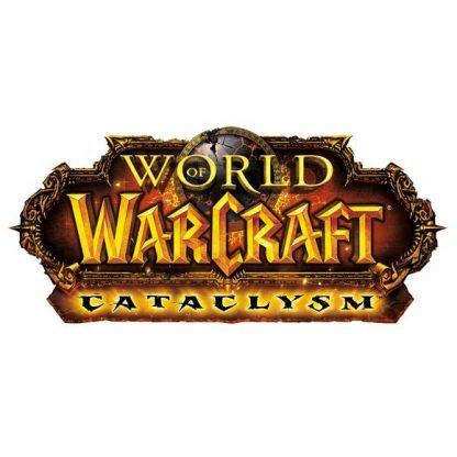 World of Warcraft Cataclysm (logo)