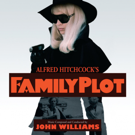 Alfred Hitchcock's Family Plot Soundtrack CD