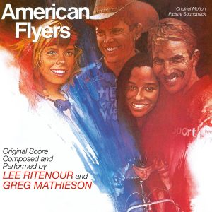 American Flyers - Original Motion Picture Soundtrack CD [cover art]