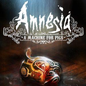 Amnesia - A Machine for Pigs Soundtrack (Jessica Curry) [cover art]