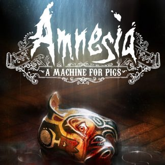 Amnesia - A Machine for Pigs Soundtrack (Jessica Curry) [cover art]