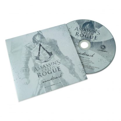 Assassin's Creed Rogue - Soundtrack CD [sleeve and disc]