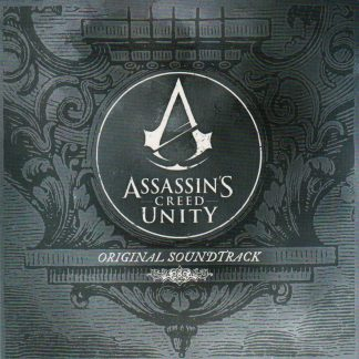 Assassin's Creed Unity Soundtrack CD [cover art]
