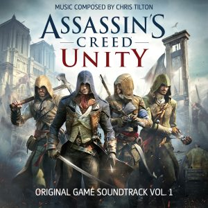Assassin's Creed Unity Soundtrack (Volume 1) [cover art]