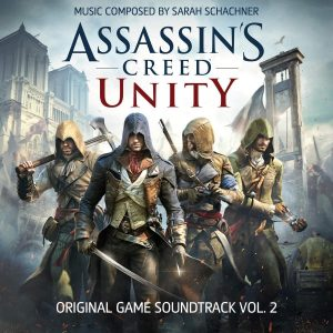 Assassin's Creed Unity Soundtrack (Volume 2) [cover art]