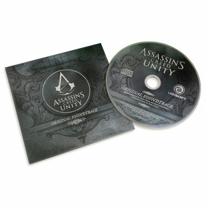 Assassin's Creed - Unity Video Game Soundtrack (slipcase and disc)