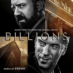 BILLIONS Soundtrack CD [cover art]