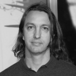 Brian Reitzell (composer portrait)