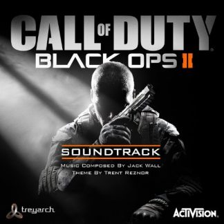 Call of Duty - Black Ops II (2) Soundtrack [cover art]