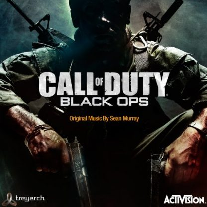 Call of Duty - Black Ops Soundtrack [cover art]