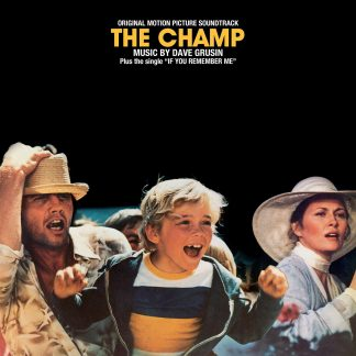 Champ, The Soundtrack CD (Dave Grusin) [cover art]