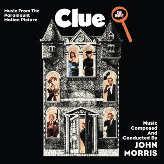 Clue Soundtrack CD [cover art]