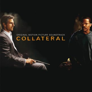 Collateral Soundtrack CD (songs and score) [cover art]