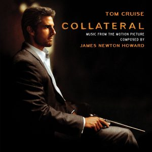 Collateral Soundtrack Score (front cover)
