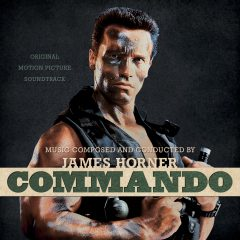Commando (re-issue) [cover art]