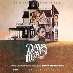 Days of Heaven Soundtrack (cover artwork)