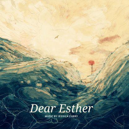 Dear Esther - Official Video Game Soundtrack (180g Vinyl) [cover artwork]