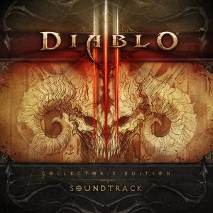 Diablo III (3) Soundtrack CD [cover art]