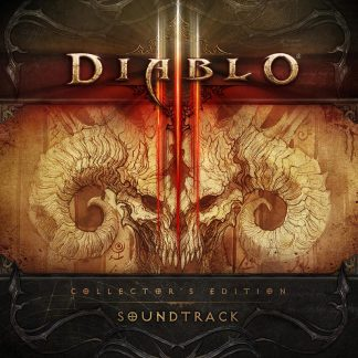 Diablo III (3) Soundtrack CD [cover art]