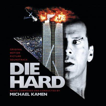Die Hard (Michael Kamen) [Soundtrack 2CD Re-issue] [cover]