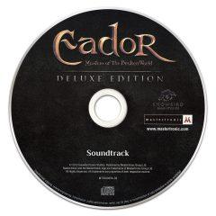Eador Soundtrack CD [disc]