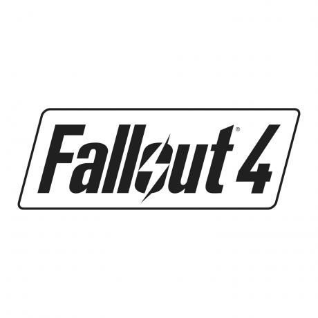The Fallout 4 logo.