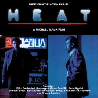 Heat Soundtrack OST [cover art]