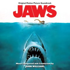 JAWS 2xCD Soundtrack [cover art]