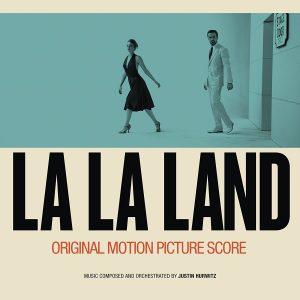 La La Land (Original Motion Picture Score) Soundtrack CD [cover art]