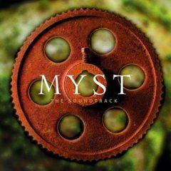 MYST Soundtrack (Robyn Miller) [cover art]