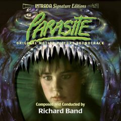 Parasite Soundtrack CD [cover art]