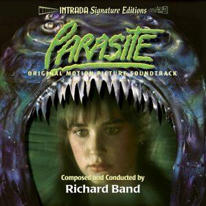 Parasite Soundtrack CD [cover art]