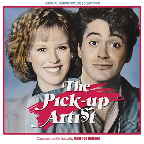 The Pick-up Artist cover art.