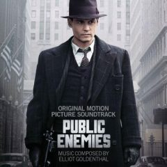 Public Enemies Soundtrack CD [cover art]