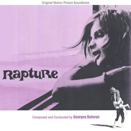 Rapture cover design.